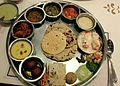 Indian Thali (Gujrati).jpg