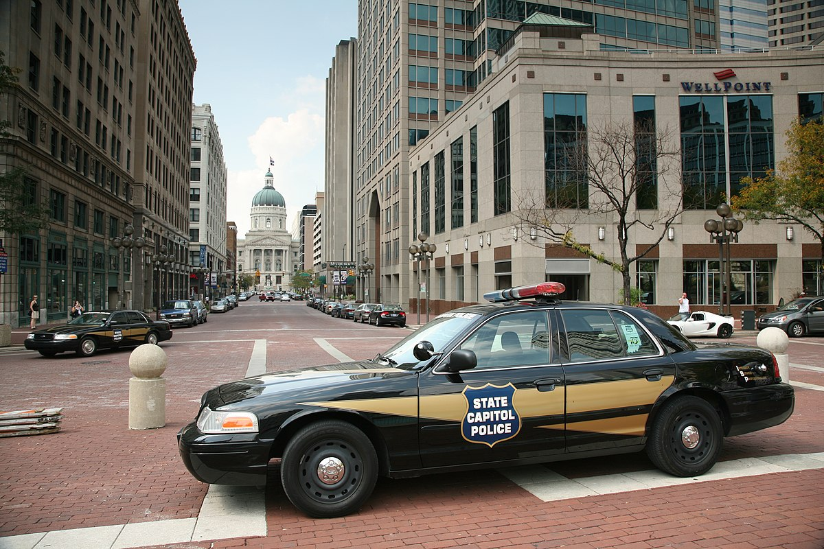 List Of Law Enforcement Agencies In Indiana Wikipedia