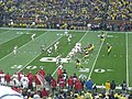 Indiana vs. Michigan football 2013 10 (Michigan on offense).jpg