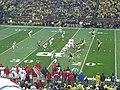 Indiana vs. Michigan football 2013 10 (Michigan on offense).jpg
