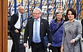 Informal meeting of defence ministers (FAC). Arrivals Peter Hultqvist (36937724821).jpg