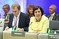 Informal meeting of ministers responsible for competitiveness (research, iCOMPET). Round table Mailis Reps (35981403292).jpg