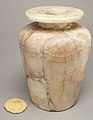 Inscribed shoulder jar with cartouche of Thutmose III MET 26.8.15ab.back.jpg