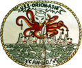 Insignia of USS Orion (AS-18) c1950s.png