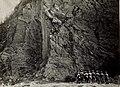 Inspizierung des Bergführerkurses in Bozen durch Exzellenz von Roth, 29.4.1917. Übungen der neu ausgebildeten Bergführer. (BildID 15584277).jpg