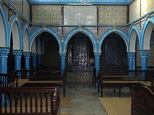 Maghrebi Jews - El Ghriba synagogue