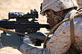 Integrated Task Force infantry Marines zero weapons at Twentynine Palms 150224-M-DU612-102.jpg