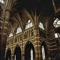 Interieur, overzicht van de noordgevel en gewelven van het schip en gedeelte van het transept, gezien vanuit de viering - 's-Gravenhage - 20380065 - RCE.jpg