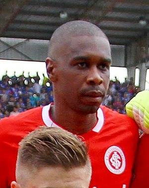 Juan (footballer) - Juan with Internacional.