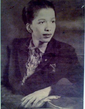 Irene Higginbotham - Image: Irene Higginbotham