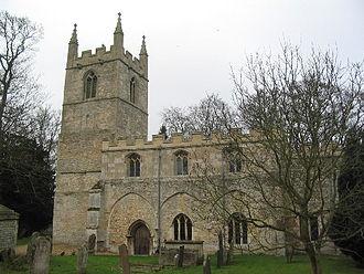 Irnham - St Andrews Church, Irnham