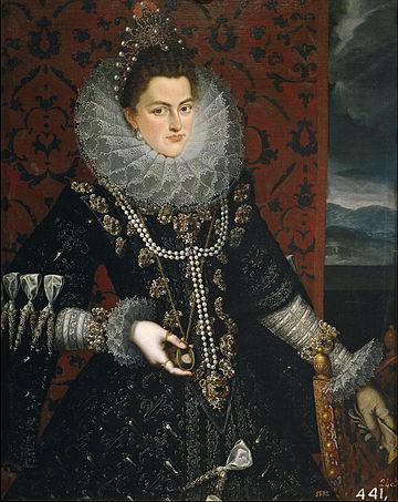 Isabel Clara Eugenia (Pantoja de la Cruz)