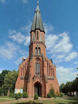 Isenbüttel - Lutheran church