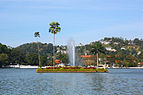 Island of Kandy lake.JPG