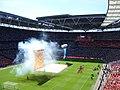 Isn't Wembley a No Smoking Stadium^ - geograph.org.uk - 1873256.jpg