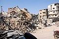 Israeli bombing in Baalbek.jpg