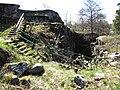 Itäinen Pihlajasaari ravine AA position and shelters 2.JPG