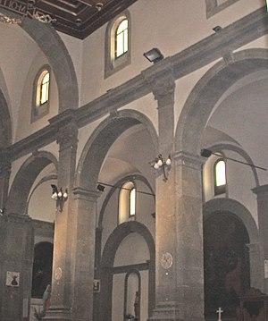 Formello - Image: Italia Lazio Formello S Lorenzo Interno