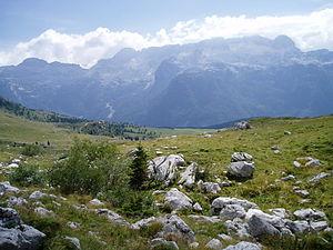 Kanin Mountains - Kanin