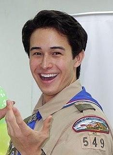 Ivan Dorschner Filipino American actor, television host and model