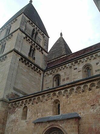 Frigyes Schulek - Frigyes Schulek was instrumental in the restoration of the Jáki Church