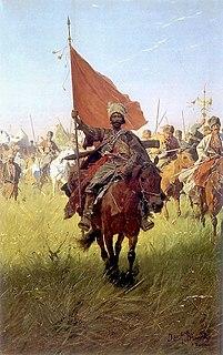 Polish–Cossack–Tatar War (1666–1671)