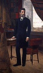 Retrato do Dr. Prudente José de Mores Barros