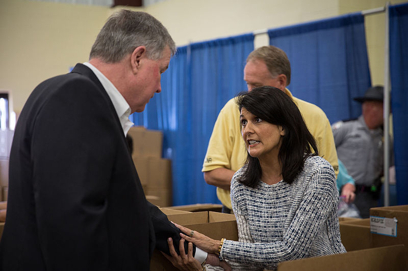File:J. Yancey McGill and Nikki Haley.jpg