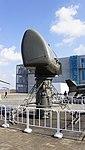 JASDF Nike-J acquisition radar at Hamamatsu Air Base Publication Center November 24, 2014 05.jpg