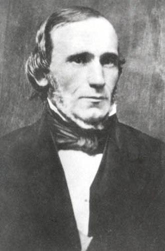 Benjamin Harrison - John Scott Harrison