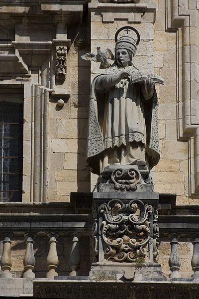 File:Jaén-Catedral de la Asunción-San Gregorio Magno-20110919.jpg