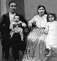 Jabbar Garyagdioglu with family.jpg