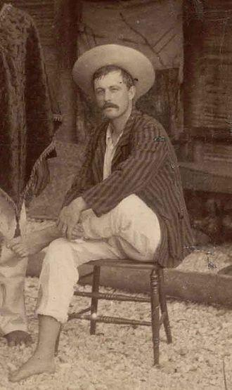 Remittance man - Jack Buckland