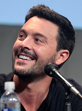 Jack Huston - Huston at the 2015 Comic-Con International