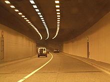 Jack Lynch Tunnel intérieur sud.JPG