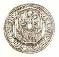 Jahrbuch MZK Band 03 - mittelalterliche Siegel Fig 09 Cisterzienserstift Heiligenkreuz.jpg