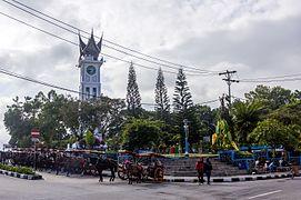 Jam Gadang plaza, Bukittinggi, 2017-02-12.jpg