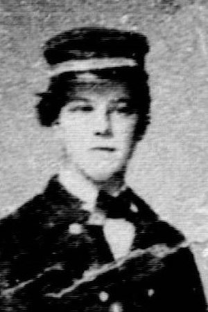 James Henry Carpenter - James Henry Carpenter in 1861 or 1862 in the Union Navy.