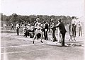 James D. Lightbody of the Chicago Athletic Club winning the 1500 meter run at the 1904 Olympics.jpg