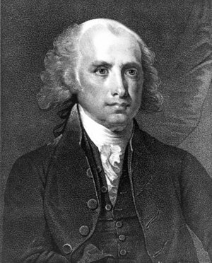 James Madison, Hamilton's major collaborator, ...