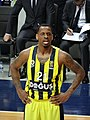 James Nunnally 21 Fenerbahçe Men's Basketball 20180105.jpg
