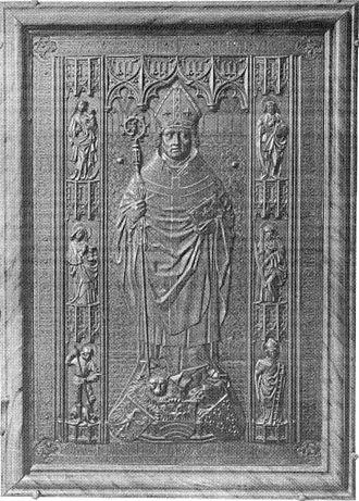 Roman Catholic Archdiocese of Wrocław - Johann IV. Roth, 26th Bishop of Wrocław