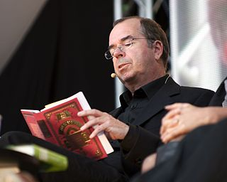 Jan Kjærstad Norwegian author