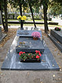 Jan Klecha - Antonina Klecha - Cmentarz Wojskowy na Powązkach (93).JPG