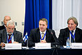 Jan Vapaavuori nordisk samarbetsminister Finland. Nordiska radets session 2010.jpg