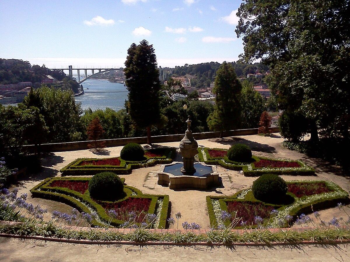 jardines del palacio de cristal oporto wikipedia la