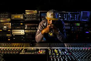 Larrabee Sound Studios - Jaycen Joshua at Larrabee