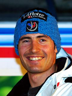 Jean-Baptiste Grange French alpine skier