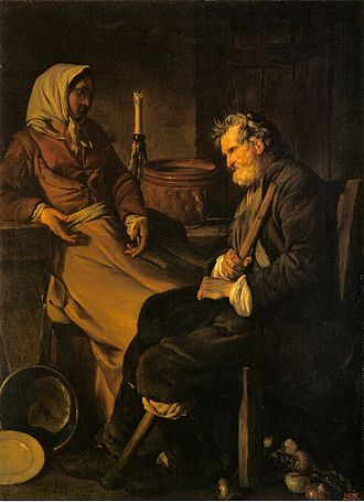 Jean-Baptiste Marie Pierre - Image: Jean Baptiste Marie Pierre Vieil homme dans une cuisine