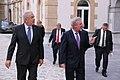 Jean Asselborn avec le commissaire européen chargé de la Migration, des Affaires intérieures et de la Citoyenneté, Dimitris Avramopoulos - 37626845366.jpg
